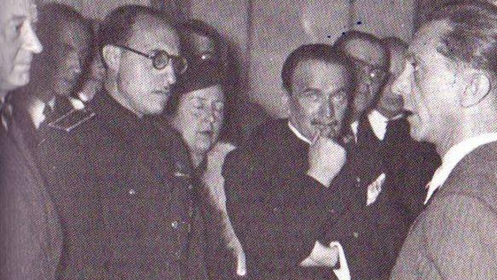 De cena con Goebbels: el iluminado Giménez Caballero y los genitales de Hitler
