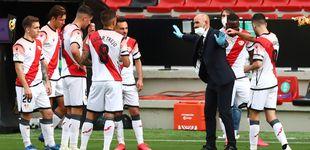 Post de Avance del coronavirus en el fútbol: Celta, Valladolid, Rayo y Eibar confirman positivos