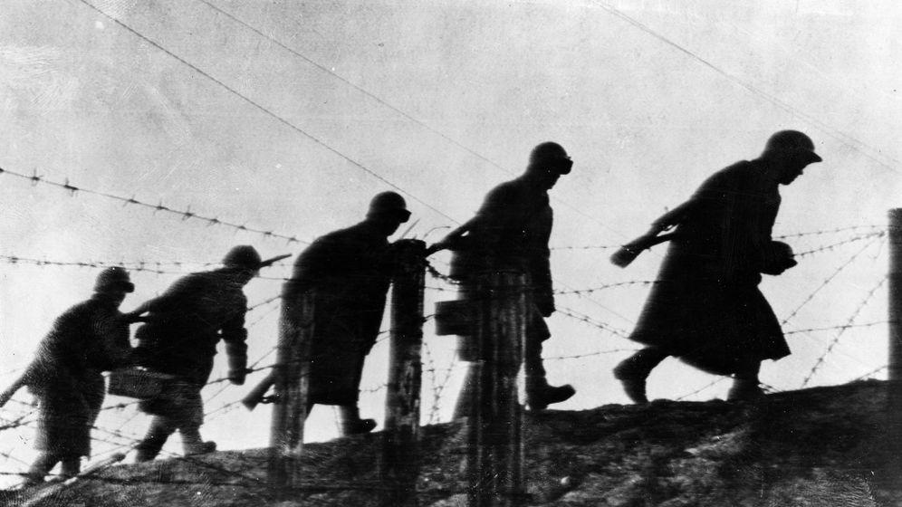 Foto: Zapadores del Ejército Rojo en Stalingrado. (Cordon Press)