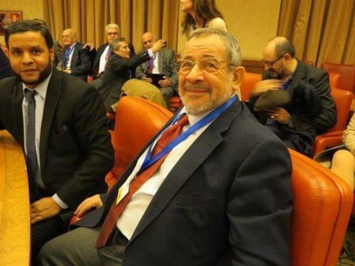 Foto: Ayman Adlbi, presidente de la Comisión Islámica de España. (EFE)