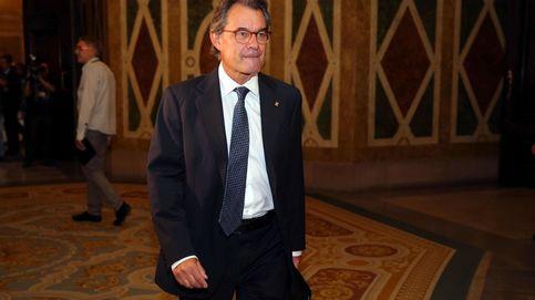 Artur Mas deposita 2,2 millones por el referéndum del 9-N y pide más tiempo