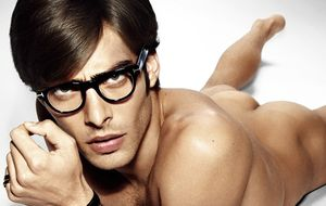 Kortajarena, uno de los mejores modelos de la historia para Vogue