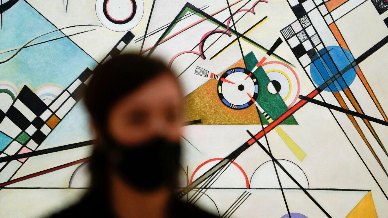 El color contra la línea: Kandinsky, Mondrian y el duelo por el trono de la pintura abstracta