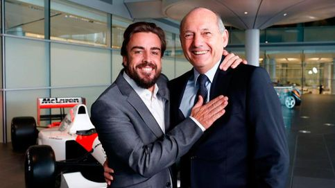 Ron Dennis no descarta que Alonso pueda tomarse un año sabático en 2016