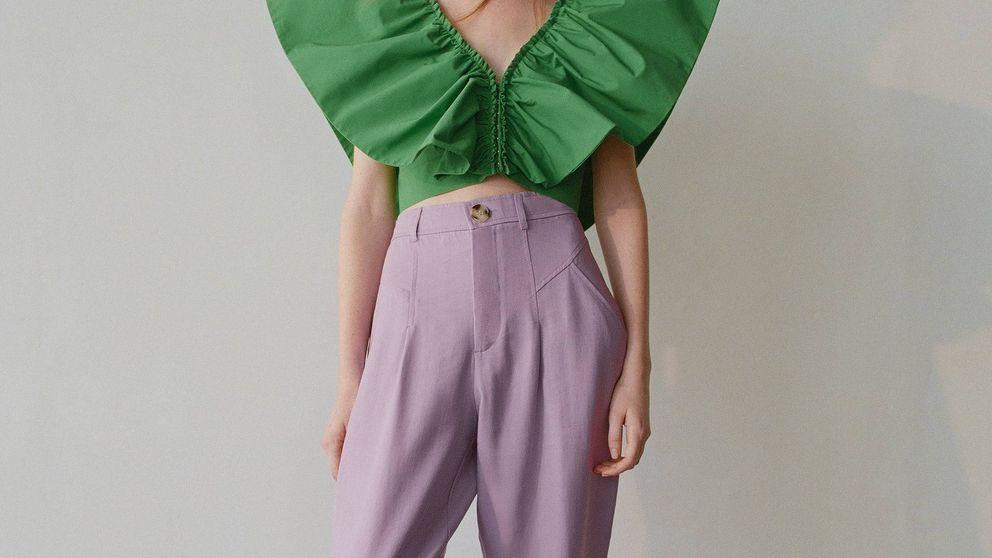 El pantalón slouchy de Zara con el que triunfarás en el trabajo