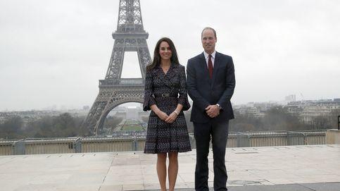Así ha sido el tour parisino de Guillermo y Kate