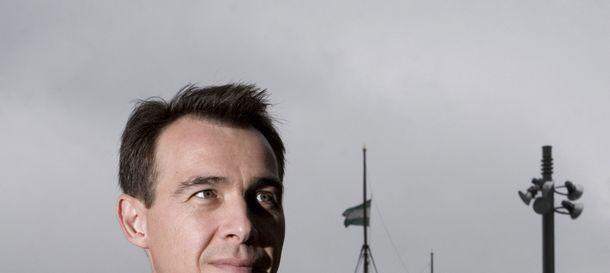 Foto: Peter Ferket, director de inversiones de renta variable de Robeco