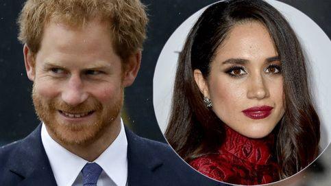 Las fotos que confirman que Meghan Markle está en Londres junto al príncipe Harry