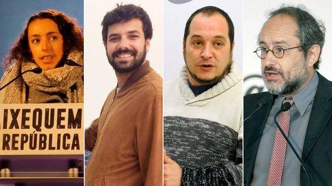 La Guardia Civil identifica a los líderes de los 'comités cubanos' que bloquearon Cataluña