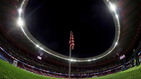 Las mejores imágenes del primer derbi en el Wanda Metropolitano