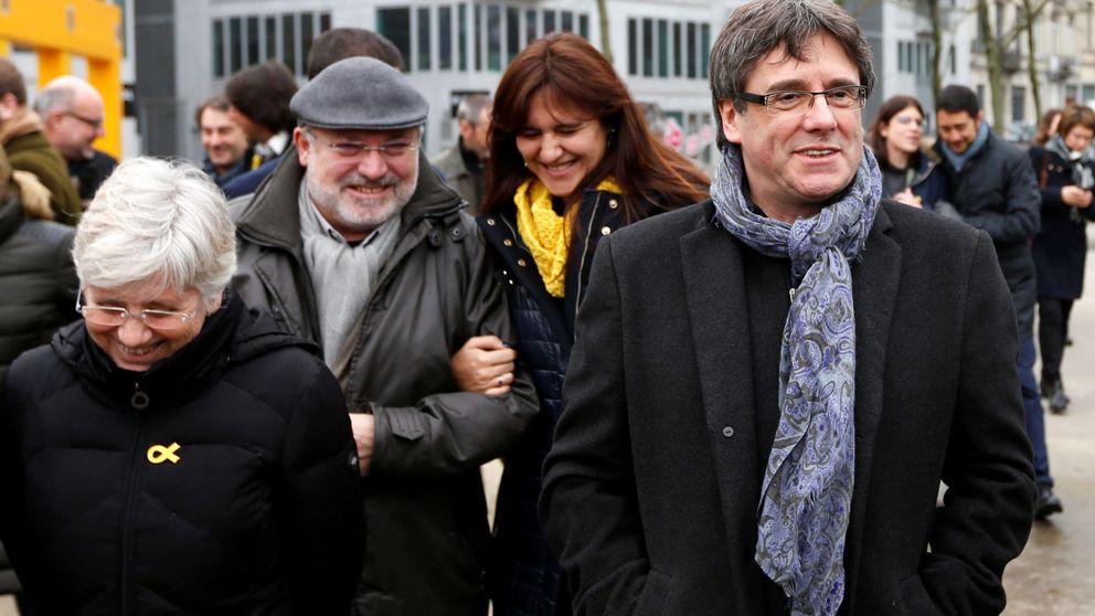La Fiscalía avisa a Puigdemont que su inmunidad no puede derivar en impunidad