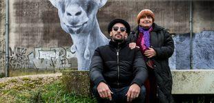 Post de 'Caras y lugares': una pareja atípica a la caza de rostros