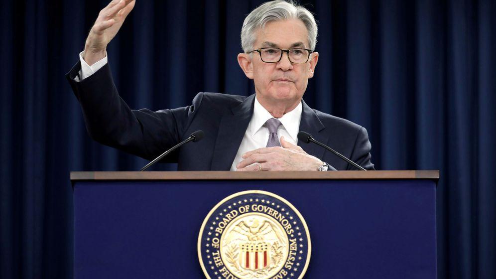 Foto: Jerome Powell, presidente de la Fed (reuters)