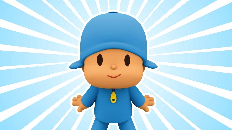 Pocoyó es uno de los personajes más queridos por los niños