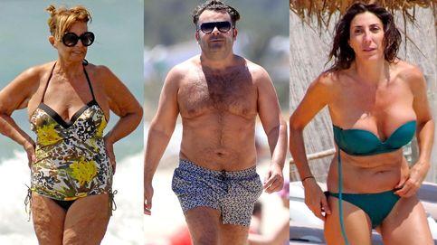 El verano llega a 'Sálvame': así lucen en bikini los colaboradores más famosos de la televisión