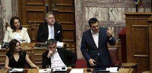 Post de Tsipras salva una moción de censura a dos meses del fin del rescate de Grecia