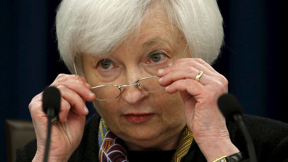 Foto: Janet Yellen, presidenta de la Fed. (Reuters)