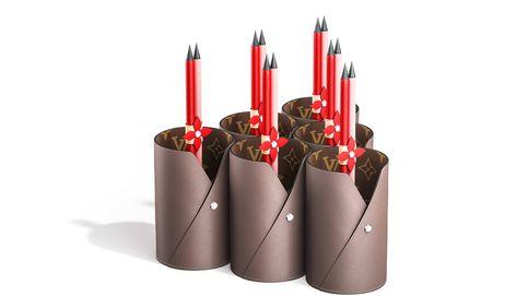 ¿Qué tiene de especial un lápiz de Louis Vuitton?