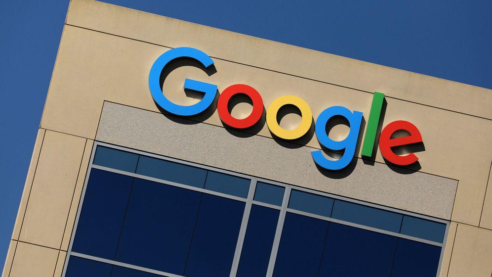 Foto: Google logo. (Reuters)