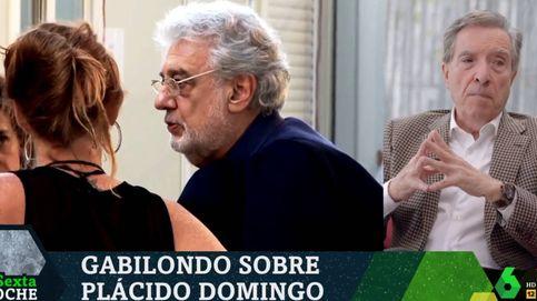 'La Sexta noche' | Iñaki Gabilondo, sobre Plácido Domingo: Debería retirarse