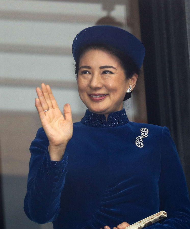 Foto: Princesa Masako en un imagen de archivo. (EFE)