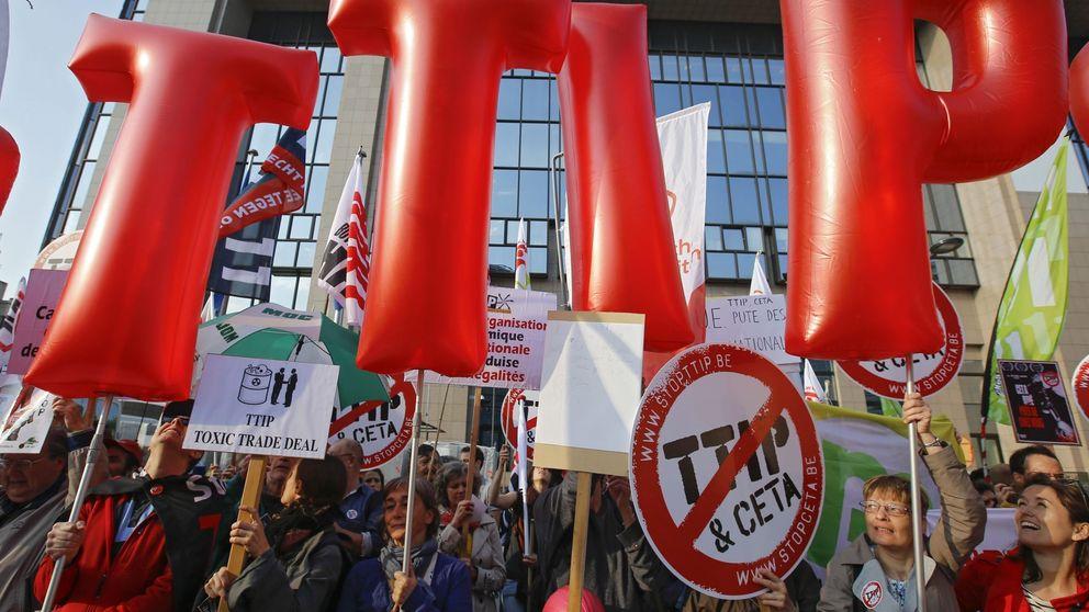 No vamos a cambiar la política alimentaria: dos versiones sobre el TTIP, cara a cara
