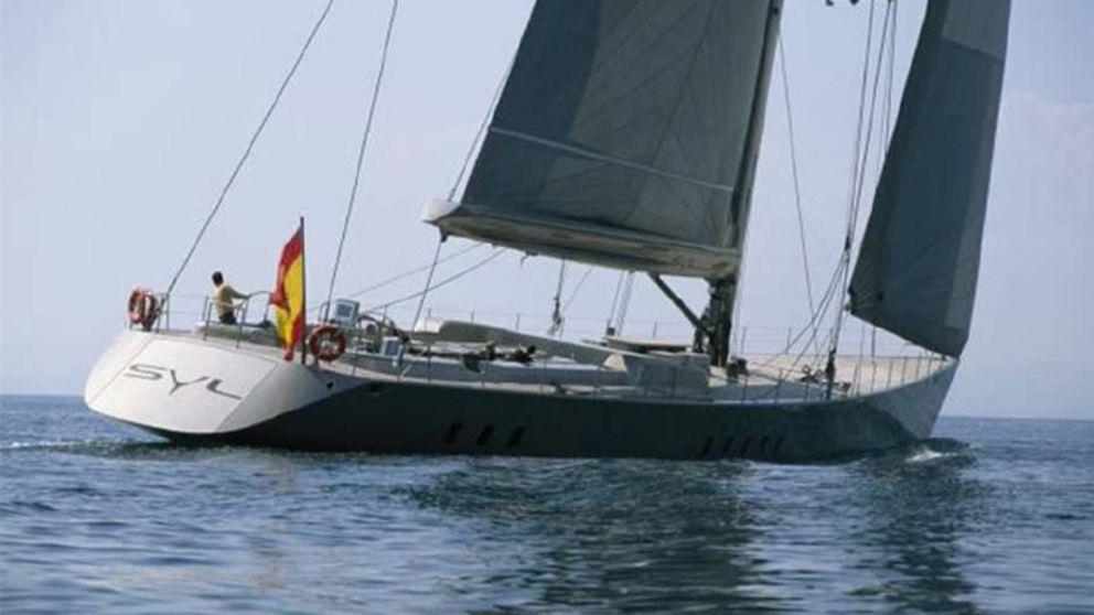 El lujoso velero de Cereceda, a la venta por 13 millones de euros