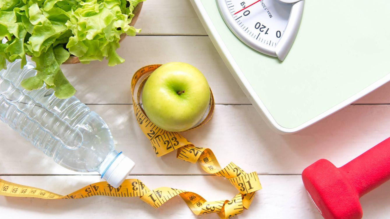 El plan de siete días para adelgazar y estar mucho más en forma