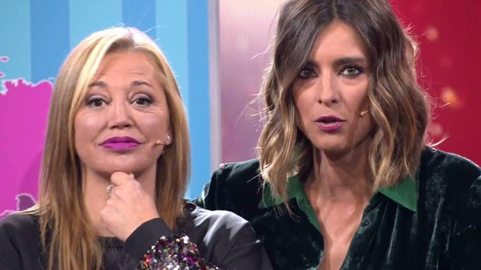 Belén Esteban eclipsa el debate de 'GH VIP' con una surrealista llamada en inglés