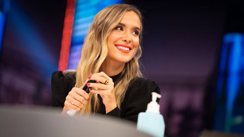 María Pombo, maquillaje anticrisis para su estreno en 'El hormiguero'