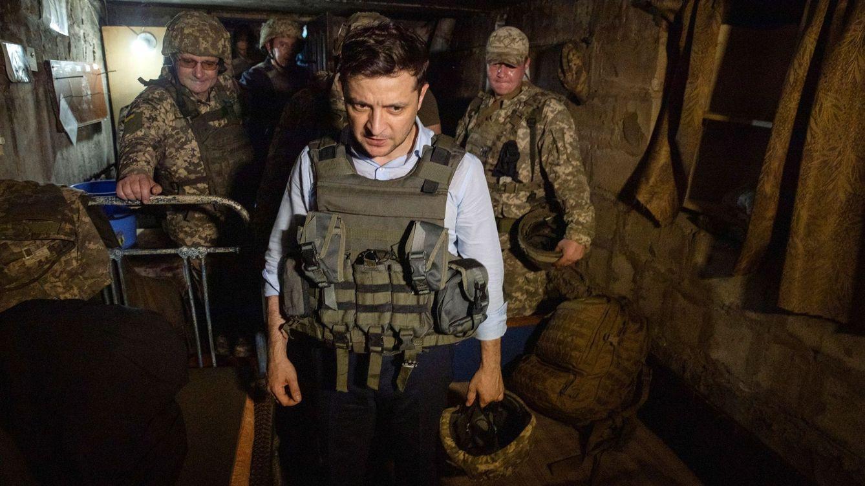 Zelenski propone a Putin una reunión en el Donbás para evitar la guerra: Ucrania resistirá