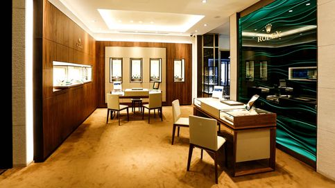 Rolex inaugura espacio en Rabat Madrid