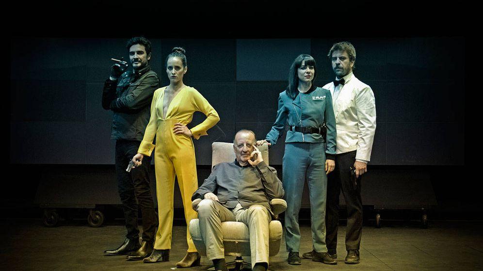 Foto: 'Faraday' estará en el Teatro Galileo del 13 de septiembre al 14 de octubre.