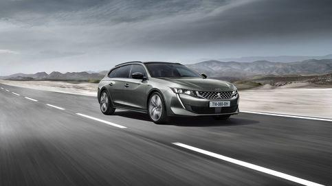 Peugeot reinventa el vehículo familiar con el nuevo 508 SW