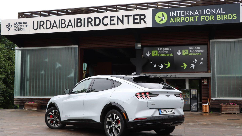 La Reserva de la Biosfera de Urdaibai, y su interesante 'aeropuerto internacional para pájaros', fue otro de nuestros destinos.