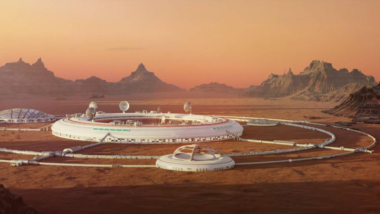 ¿Será Marte un planeta independiente con una nueva forma de Gobierno? Esperemos.