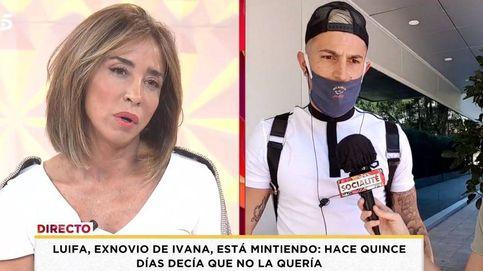 'Socialité': el enfado de Patiño con el ex de Ivana Icardi tras pillarle en una mentira