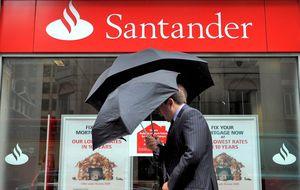 Santander eleva la horquilla de precios de la salida a bolsa de su financiera de EEUU