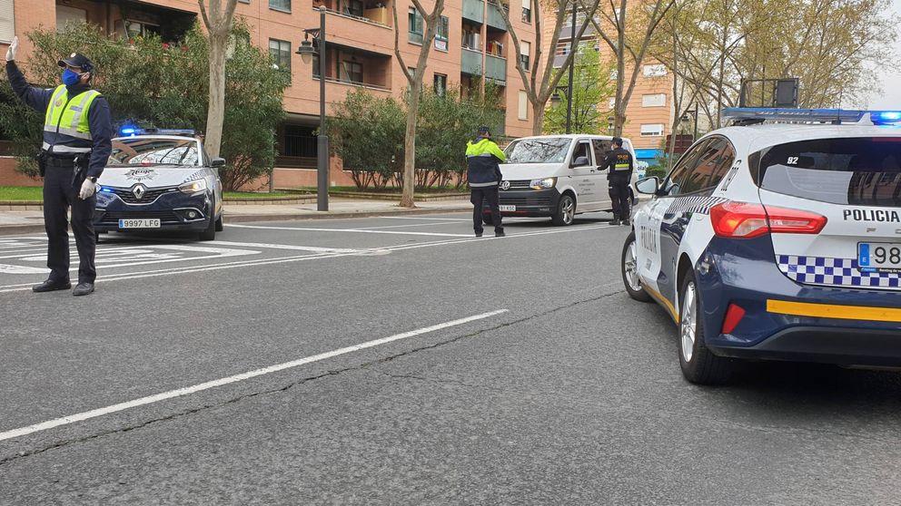 La Policía denuncia en Logroño a seis personas que celebraban una fiesta en un merendero