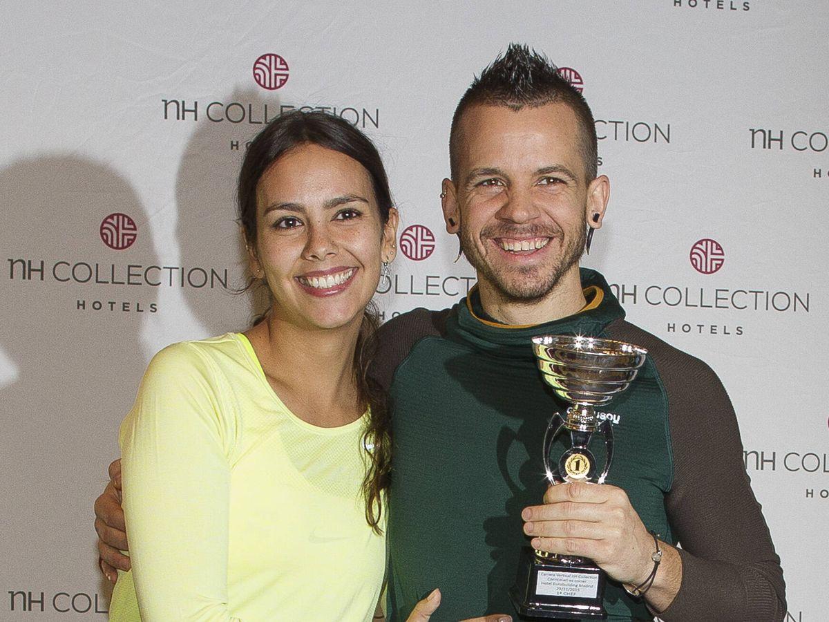 Foto: Cristina Pedroche y Dabiz Muñoz, en una imagen de archivo. (Getty)