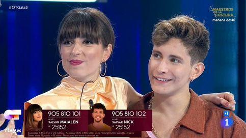 'OT 2020': el jurado castiga a Nick por su laringitis y arrastra a Maialen, nominados