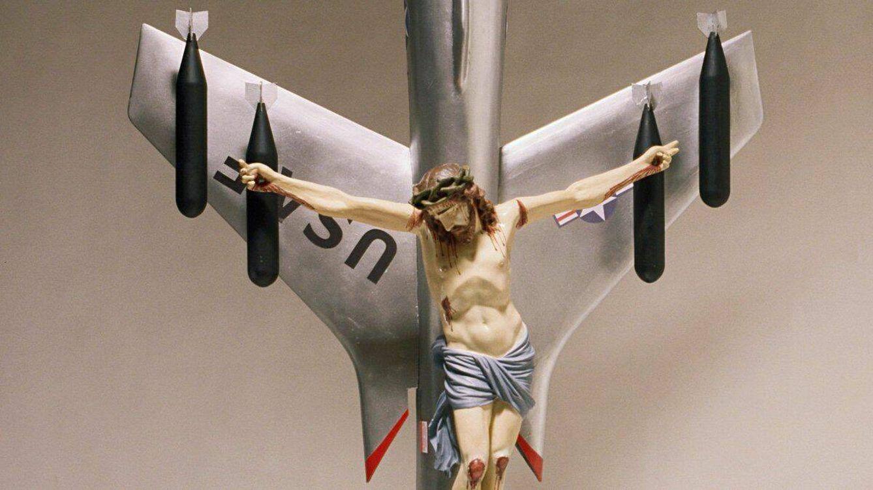 El arte contemporáneo pasa de Dios