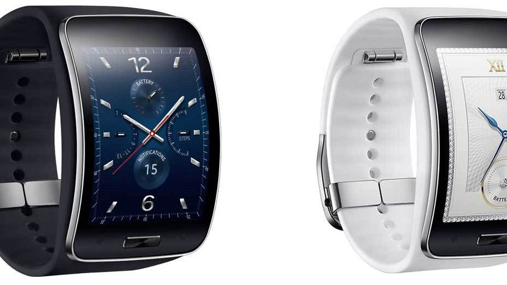 Gear S, el 'wearable' de Samsung
