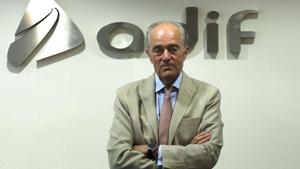 Foto: Gonzalo Ferre, presidente del Administrador de Infraestructuras Ferroviarias (Adif)