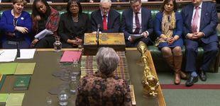 Post de May promete nuevas negociaciones con la UE y rechaza otro referéndum del Brexit