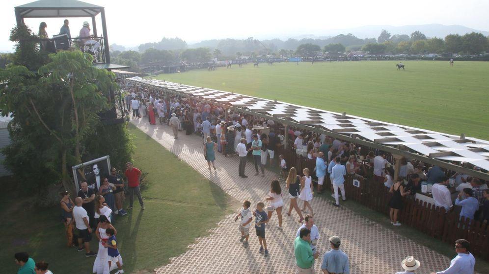 Foto: Vista del actual Santa María Polo Club de Sotogrande. (Cordon Press)