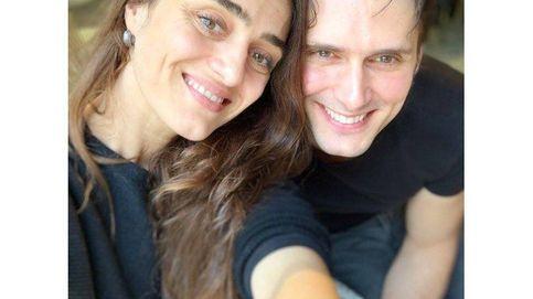 Sergio Mur y Olivia Molina, una familia entre Madrid y México, donde arrasa el actor