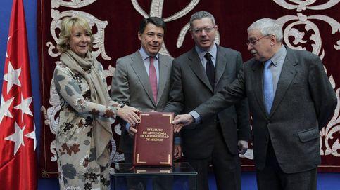 Los expresidentes de Madrid se quedan sin Consejo Consultivo... y sin pensión dos meses