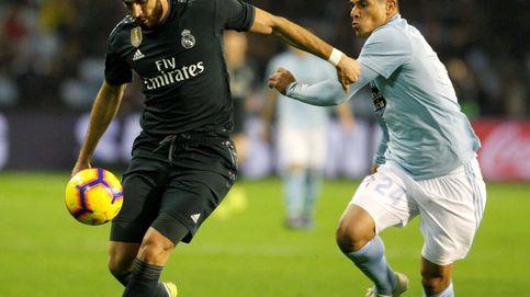 Celta de Vigo – Real Madrid  de Liga: horario y dónde ver en TV y 'online'