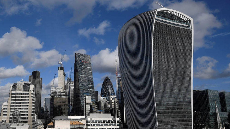 Foto: Londres y su distrito financiero. (Reuters)